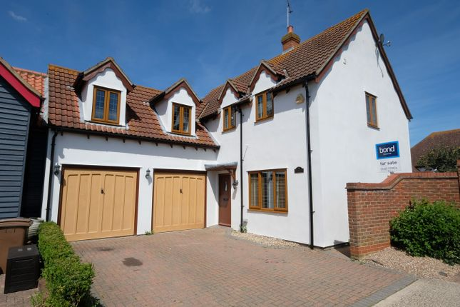 Thumbnail Detached house for sale in The Street, Woodham Ferrers