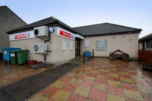 Thumbnail Retail premises to let in Benview Spar, Ross Street, Golspie, Sutherland
