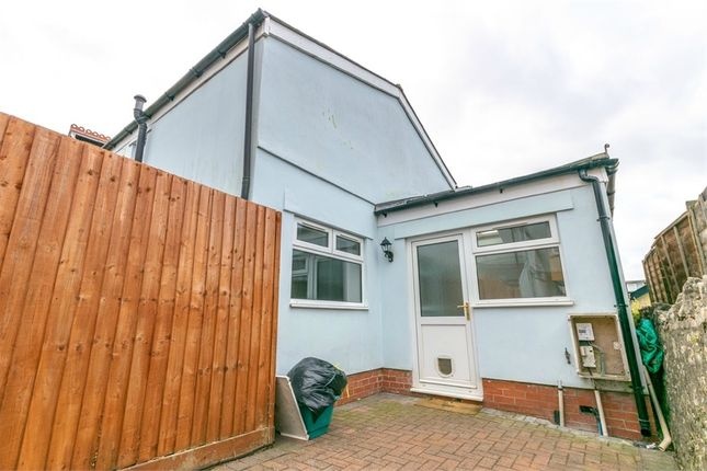 Thumbnail Semi-detached house to rent in Salop Street, Penarth, South Glamorgan