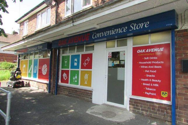 Thumbnail Retail premises for sale in Oak Avenue, Todmorden