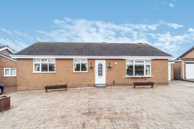 Thumbnail Detached bungalow for sale in Martham Close, Stockton-On-Tees