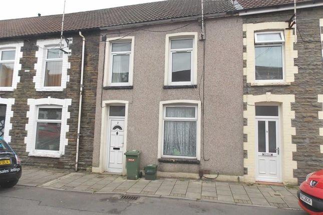 Thumbnail Terraced house for sale in Danygraig Street, Graig, Pontypridd