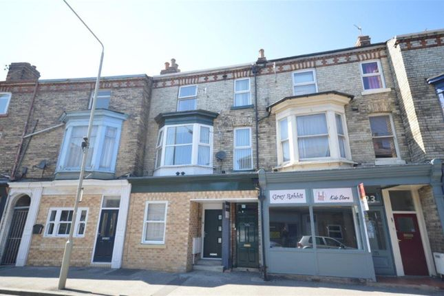 Thumbnail Flat for sale in Victoria Road, Scarborough