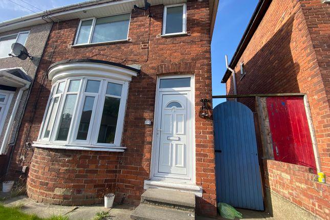 Thumbnail Semi-detached house to rent in Chadburn Road, Stockton On Tees