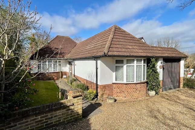 Thumbnail Detached bungalow for sale in Oaken Lane, Claygate, Esher