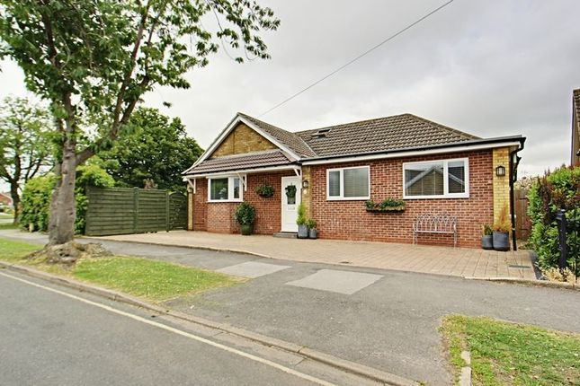 Thumbnail Detached bungalow for sale in Molescroft Avenue, Beverley