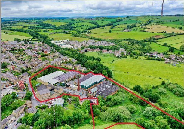 Thumbnail Land for sale in Greenside Mills, Saville Road, Skelmanthorpe, Huddersfield, West Yorkshire