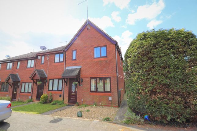 3 bed end terrace house for sale in Claregate, East Hunsbury, Northampton NN4