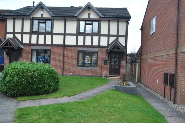 3 bed semi-detached house for sale in St. Marks Close, Shawbirch, Telford TF1