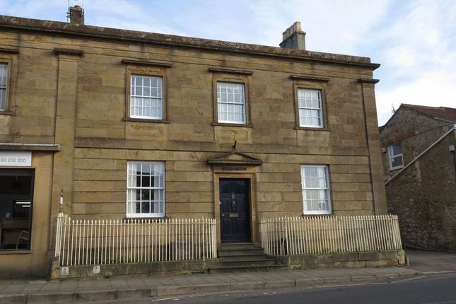 Thumbnail Terraced house to rent in West Street, Ilminster