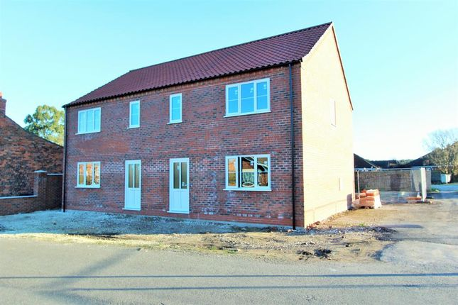 Thumbnail Semi-detached house for sale in Churchill Road, North Somercotes, Louth
