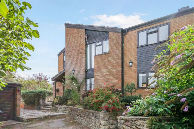 Thumbnail Detached house for sale in Church Road, Stevington, Bedford