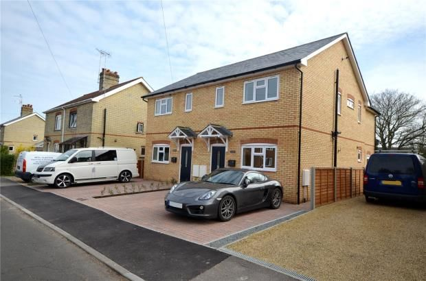 Thumbnail Semi-detached house for sale in Joiners Road, Linton, Cambridge