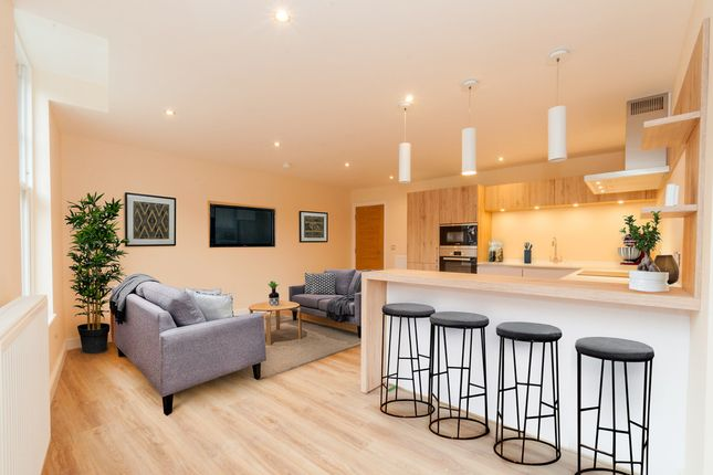 Thumbnail Flat for sale in Great George Street, Leeds