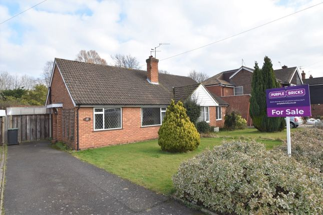 Thumbnail Bungalow for sale in Hopgarden Road, Tonbridge