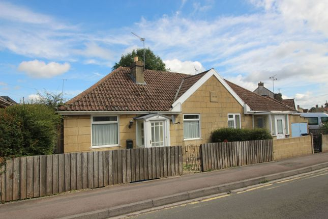 Thumbnail Semi-detached bungalow for sale in Combe Road, Combe Down, Bath