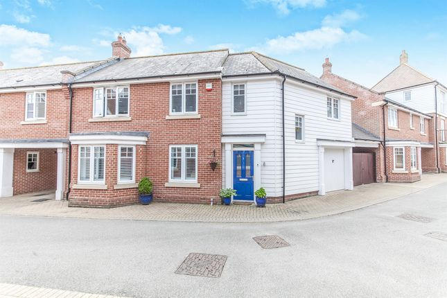 Thumbnail Detached house for sale in Pattinson Walk, Great Horkesley, Colchester