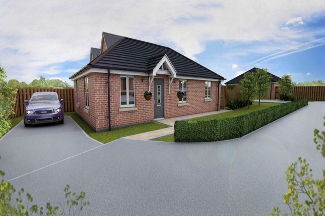 Thumbnail Bungalow for sale in Off Warren Walk, Royston, Barnsley, South Yorkshire