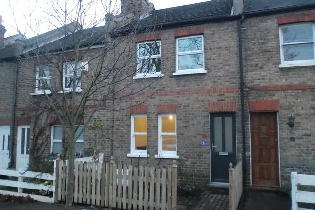 Thumbnail Cottage to rent in Lucas Road, London