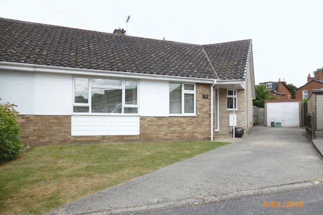 Thumbnail Bungalow to rent in Treelands Close, Leckhampton, Cheltenham