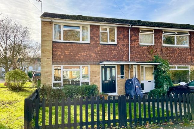 Thumbnail End terrace house for sale in Holroyd Road, Claygate, Esher
