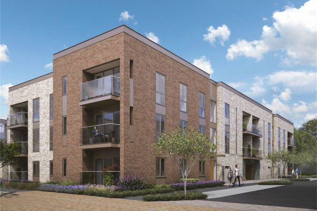 Thumbnail Flat for sale in The Apartments, Urwin Gardens, Cambridge