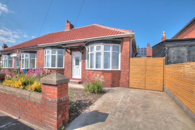 Thumbnail Bungalow for sale in West Road, Denton Burn, Newcastle Upon Tyne