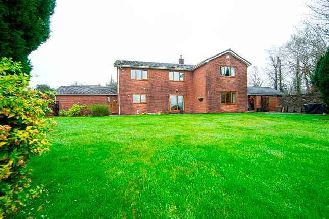 5 bed detached house for sale in Bwrlyn Cottage, Pentwyn Road, Treharris CF46