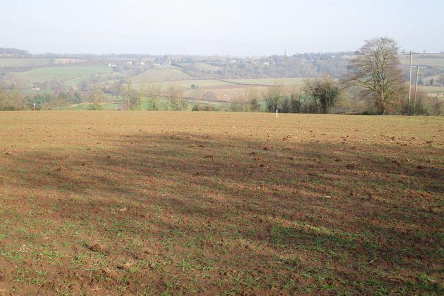 Thumbnail Land for sale in B4224, Bromsash, Ross On Wye