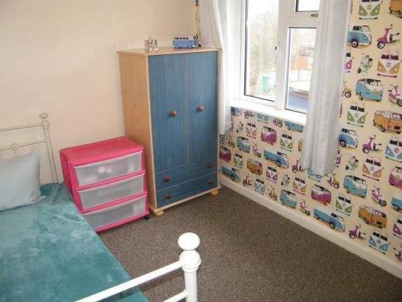 Bedroom Three of Selworthy Drive, Crewe, Cheshire CW1