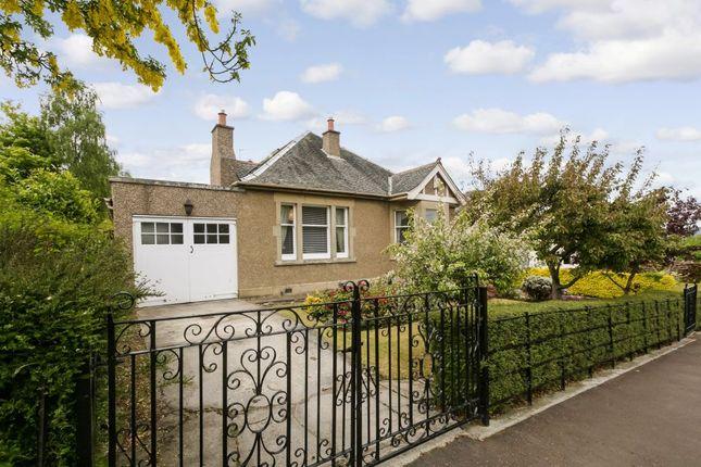 Thumbnail Detached bungalow for sale in 10 Redford Crescent, Edinburgh