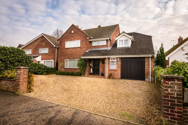 Thumbnail Detached house for sale in Mansel Drive, Old Catton