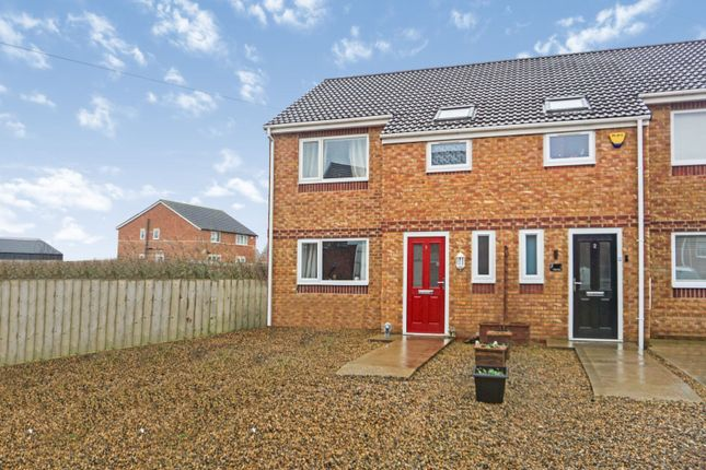 Thumbnail Semi-detached house for sale in Park View, Woodstone Village Houghton Le Spring