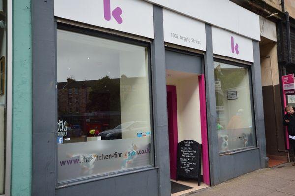 Restaurant/cafe for sale in Argyle Street, Finnieston, Glasgow