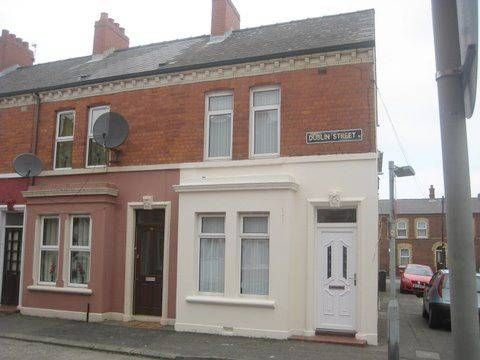 Thumbnail Terraced house for sale in Dublin Street, Belfast