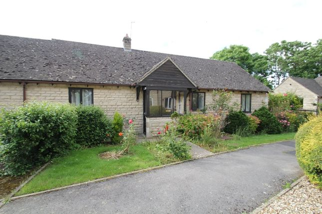 Thumbnail Semi-detached bungalow to rent in Station Meadow, Bourton-On-The-Water, Cheltenham