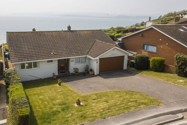 Thumbnail Detached bungalow for sale in Foxholes Hill, Exmouth