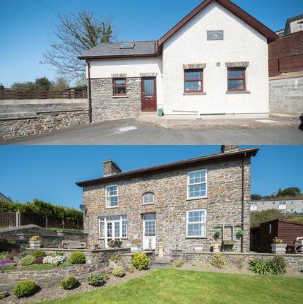 Thumbnail Detached house for sale in Pwllhobi, Llanbadarn Fawr, Aberystwyth