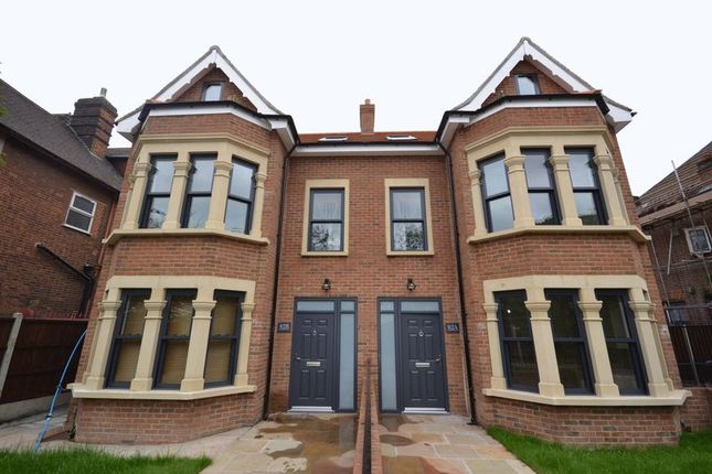 Thumbnail Property to rent in Aldersbrook Road, London