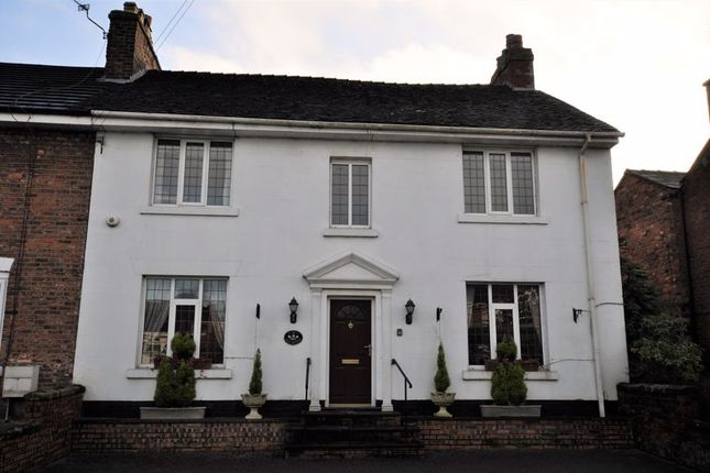 Thumbnail Property for sale in Macclesfield Road, Holmes Chapel, Crewe