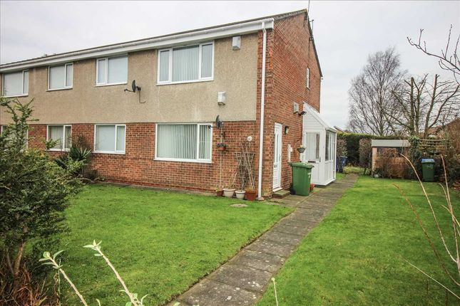 Thumbnail Flat to rent in Hickstead Grove, Eastfield Glade, Cramlington