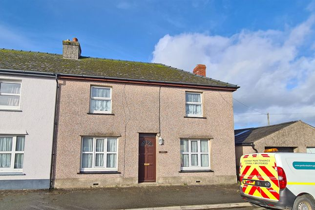 3 bed semi-detached house for sale in Tan Bank, Back Lane, Haverfordwest SA61