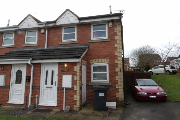 Thumbnail Semi-detached house to rent in Brights Avenue, Kidsgrove, Stoke-On-Trent
