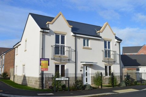 4 bed detached house for sale in Cody Walk, Haywood Village, Weston-Super-Mare