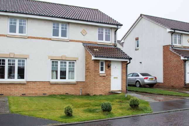 Thumbnail Semi-detached house to rent in Linum Grove, Kirkcaldy