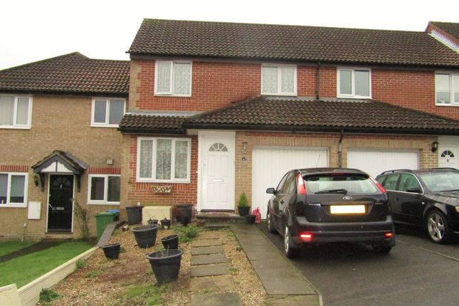 Thumbnail Terraced house for sale in Bracklesham Close, Southampton