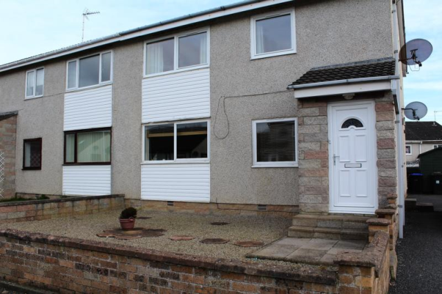 Thumbnail Flat to rent in Western Avenue, Ellon AB41,