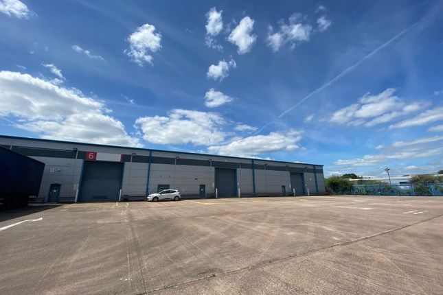 Thumbnail Industrial to let in Unit 6 Stephenson Street, Newport