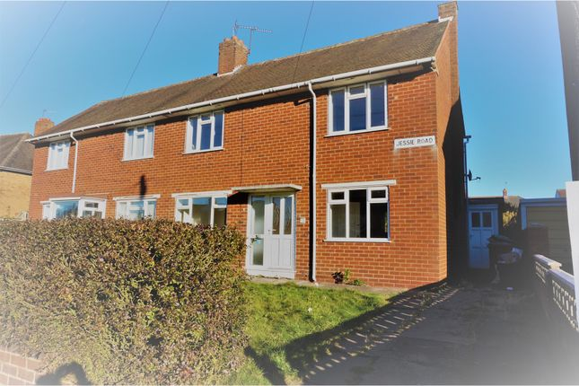 Thumbnail Semi-detached house for sale in Jessie Road, Walsall