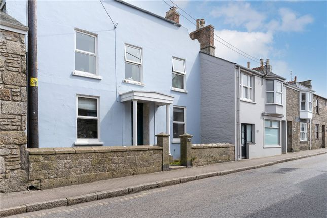 Terraced house for sale in 14 Fore Street, St Just, Penzance